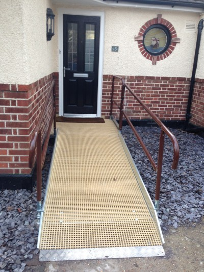 Wheelchair Ramp Amp Disabled Access Home Solutions
