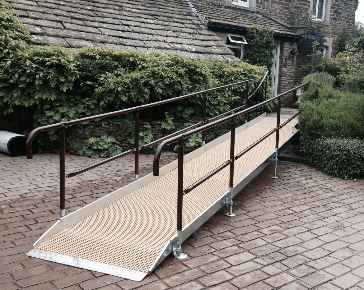 Disabled Ramps Wheelchair Ramp Access Solutions